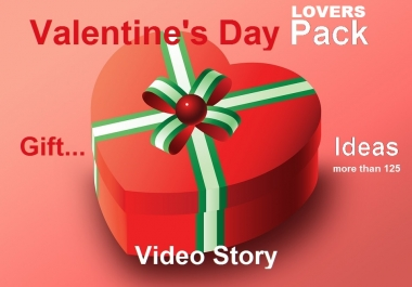 I will give you the LOVERS PACK for COUPLES and BOY-GIRLFRIENDS