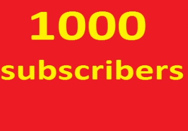 Non Drop 1000+ Y ouTube  s ubscribers