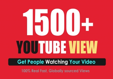 Get 2k People Watching Your Youtube Video