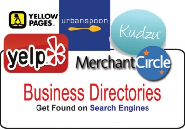 submit your business details on 60 TOP US CITATION SITES