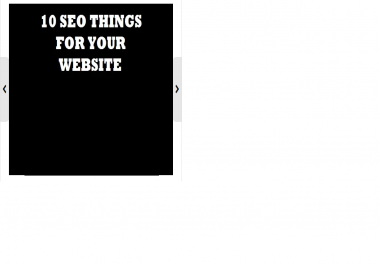 make 10 Very Helpful SEO Things For Your Website Get More Traffic And More Sales