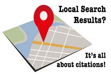 I will create 40 USA Citation for local SEO