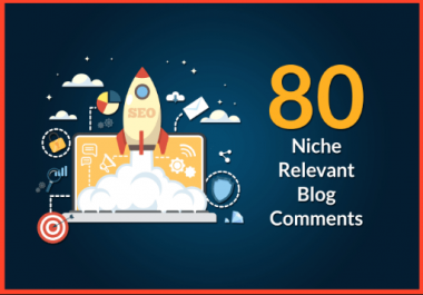 Do high TF 80 Niche Relevant Blog comments less than 50 obl