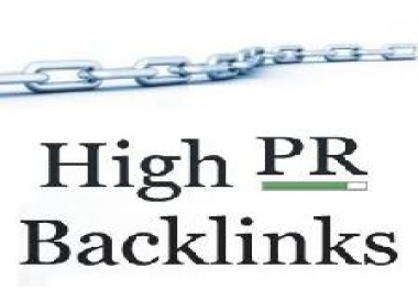 manually create 7 LONG lasting and high quality blogs/mini web sites PR4 or higher linking to your money site and get bonus