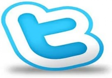 Best 5000+ Twitter Followers Will be Delivered to Your Twitter Account Just