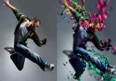 do any Photoshop job within 24 hr!!