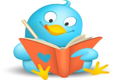 I WILL ADD +3,000 OF HQ TWITTER FOLLOWERS WITHIN JUST 24H