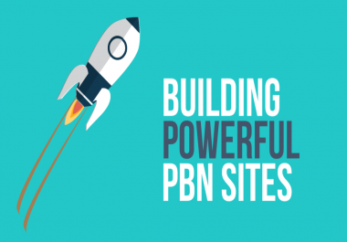 5 Real PBN posts on high metrics expired domains