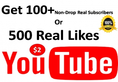 Get Super offer for 7 Days 100 Subscribers or 300 Likes with 24 Hours Delivery