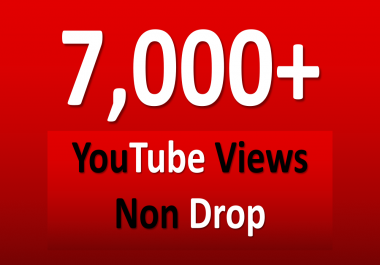 fast Instant 7000 to 7500 Youtube Views