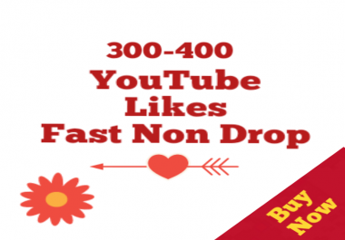 200-300  Youtube Likes Or 25 Custom Comment Complete 4-6 Hours