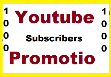 i will do Channel Promotions world wide user