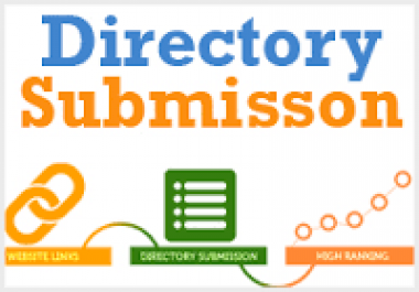 I Will Get 10 Approved Directory Submissions for $1