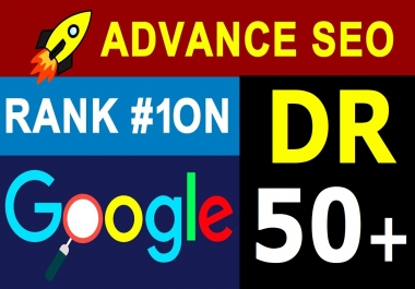 10 DR 50+ PBN Homepage Dofollow Links