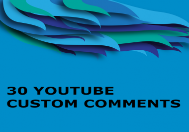 FAST 30 YOUTUBE COMMENTS & 10 SUBSCRIBERS ONLY