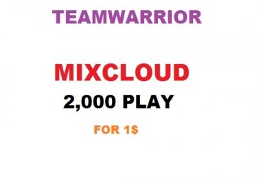 mixcloud 500 play