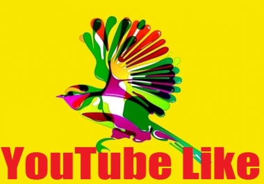 Real 1,030+youtube video Likes or 7.000+ good retention + splitable youtube views 24=72 hours Completed only