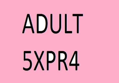 give your backlink on 5XPR4 Adult blogroll dofollow