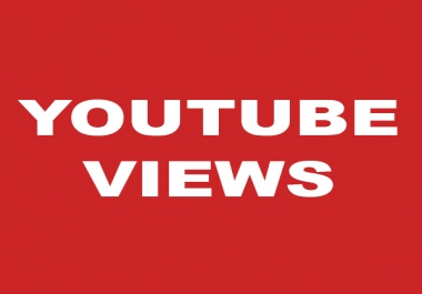 SUPER FAST 1200+ Safe Youtube Views - 60 Sec Retention for $1