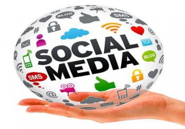 ACTIVE AND ULTRA FAST HUMAN TRAFFIC BY TOP RANKING SOCIAL MEDIA NETWORKS