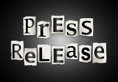 I Will Publish Your Written Press Release To Top 10 PR Distribution Networks