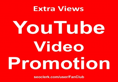 Fast YouTube Video Marketing Promotion Guarantee