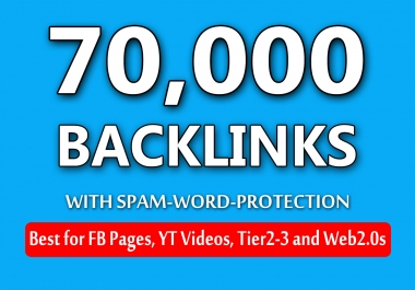 Rank YouTube Videos Fast with 70,000 Diversified Backlinks