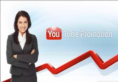 10000-20000 youtube PROMOTION views, includes likes, favorites, subscribers and clicks