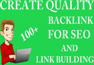 I will provide All In One SEO Package High DA 30+ Backlinks Package
