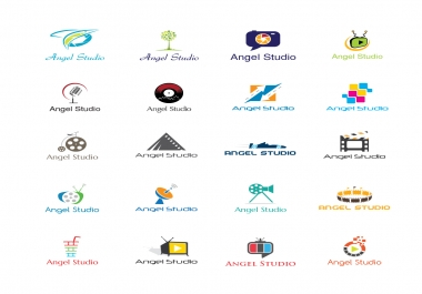 Unlimited revisions logo design service