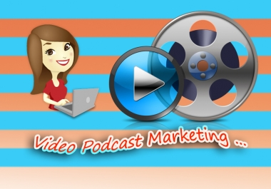 I will send unlimited traffic for your video podcast