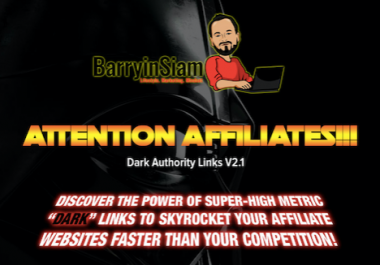 Attention Affiliates! Super High Metric SAPE Links and SEO Service for Mind-blowing Results!
