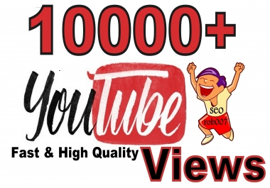 Safe Monitized 10000+ YouTube Views Super Fast Promotion in 24-48 Hours