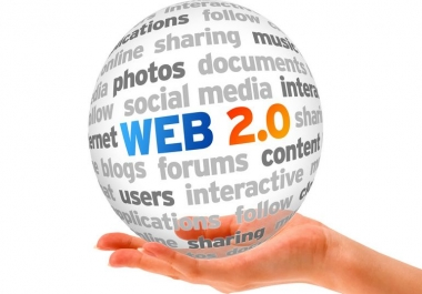 Make 5 web 2.0 Backlinks On high PR