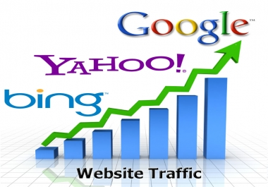 50000 High Quaity (18+) Website Visitors Traffic