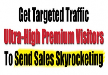 send usa niche targeted,website,traffic,visitors