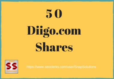 Get You 50 Diigo Shares For Your Url