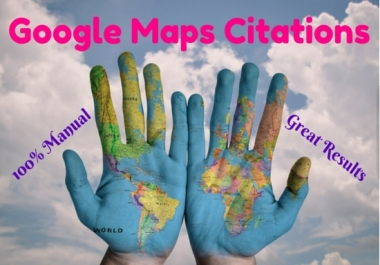 do 100 G00gle Map Citations for Local SEO