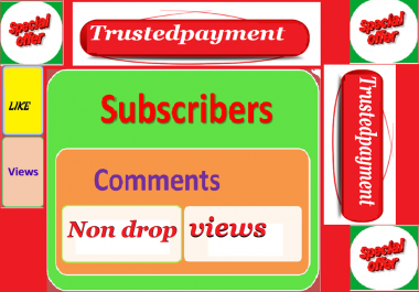 instant Start 15002+to 20001 Non Drop video views+1 like  within 1-6 hours delivery