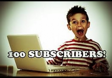 100-110 Safe real subscribers or 2000 views also big Bonus real on your YouTube channel or video