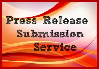 I will distribute your press release to 20 High PR News Sites