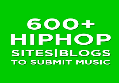 600+ HipHop Website & Blog - List