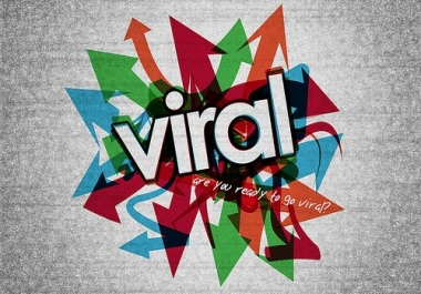 Get your website viral over the internet