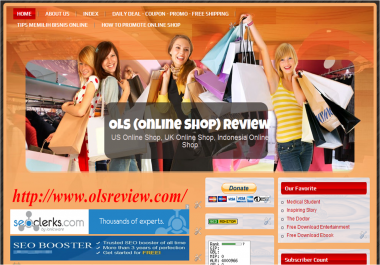 We will Promote Your Online Shop