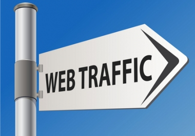 *Limited Time* 1,500+ Real Human Web Traffic