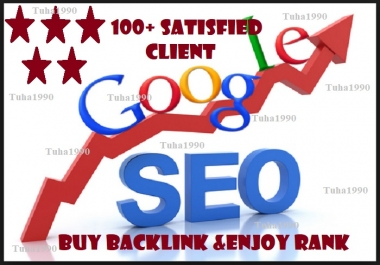 I will create 101 Best quality google prefered do-follow authority backlink