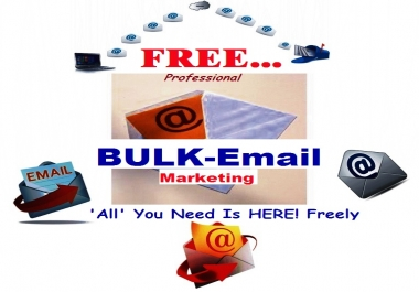 Bulk Email - Give You ALL You Need To Start a Self-Hosted BULK Email Marketing - Hurry  Now  Limited Time OFFER!!!