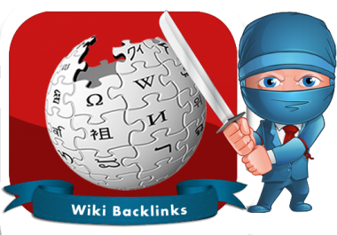 5,000 Wiki Backlinks (PR0-PR9)-Tons of Link Juice for Your websites