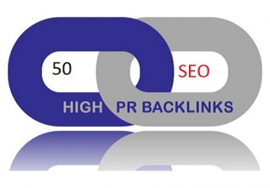 I will create 50 SEO Backlinks