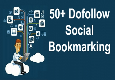 provide you 50+ PR10 to PR5 Social Backlinks